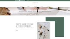 site iconic-studio par Pierre Laurent webmaster