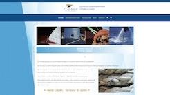 site flagship-company.com par Pierre Laurent webmaster