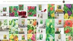 site internet valerielimozin.com - weboptimus